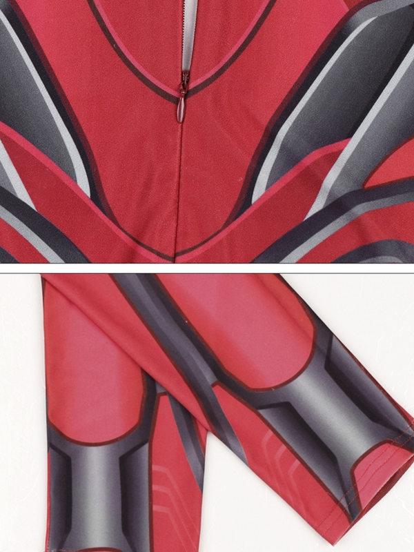 Marvel Avengers Iron Man Cosplay Costume Nano Costume Jumpsuit