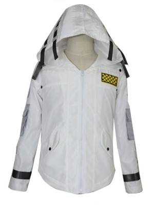 PlayerUnknown's Battlegrounds Cosplay Costume PUBG Hooded Jacket