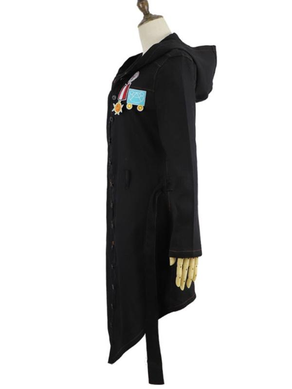 PlayerUnknown's Battlegrounds Cosplay Costume PUBG Denim Trench Coat