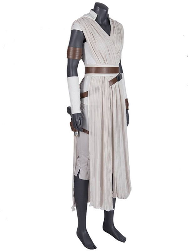 Star Wars The Rise of Skywalker Cosplay Costume Rey Skywalker Costume