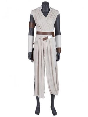 Star Wars The Rise of Skywalker Cosplay Costume Rey Skywalker Costume