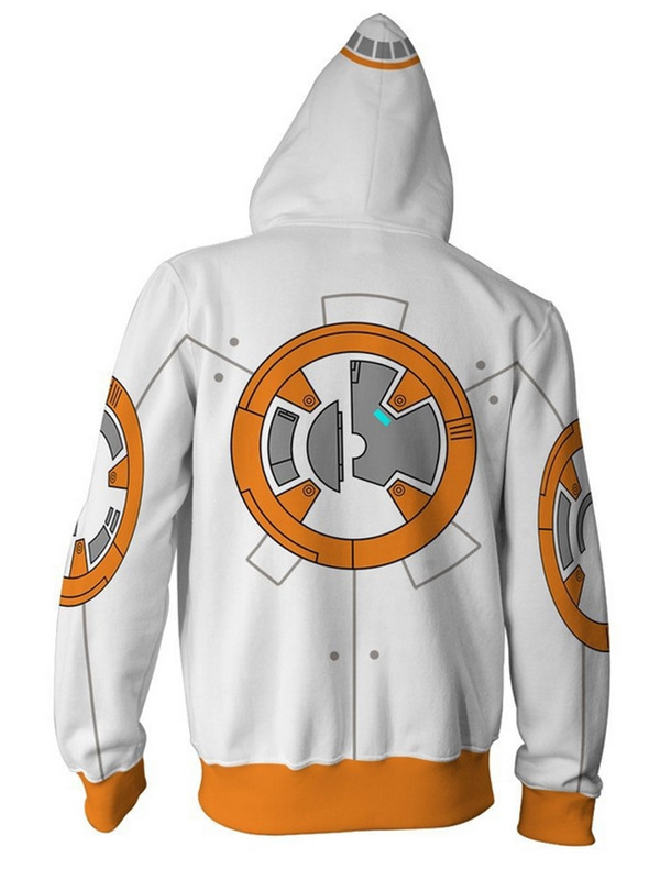 Star Wars BB-9E 3D Print Hoodie For Men And Women