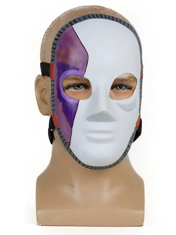 Sally Face Game Cosplay Mask Halloween Latex Mask