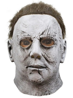 Halloween Michael Myers Cosplay Mask Latex Horror Mask