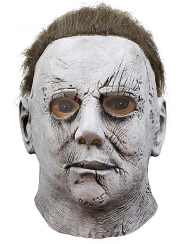 Halloween Michael Myers Cosplay Mask Latex Horror Mask