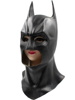 DC Batman Cosplay Mask Halloween Latex Mask