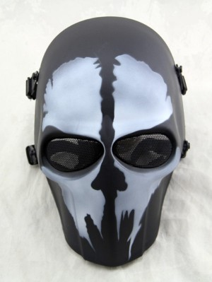 Halloween Skull Party Mask CS Protective Skull Mask