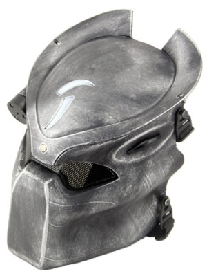 Halloween Predator Cosplay Mask Outdoor CS Protective Mask