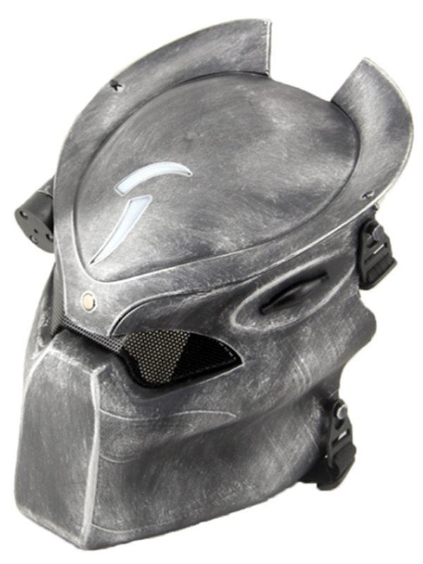 Halloween Predator Cosplay Mask Outdoor CS Protective Mask
