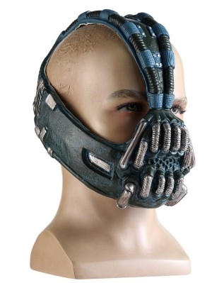 The Dark Knight Rises Bane Mask Halloween Latex Mask