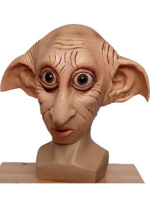 Halloween Latex Spirit Dobby Mask