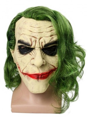 Halloween Latex Joker Mask