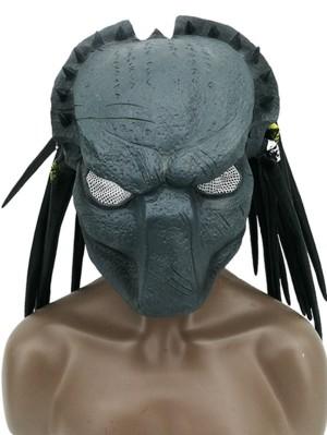 Halloween Party Mask Latex Predator Mask