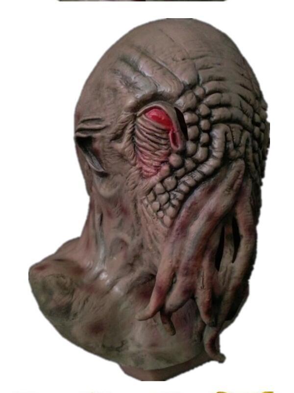 Terror Octopus Mask Halloween Latex Mask