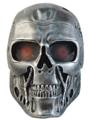 Movie DC-10 Terminator Mask Halloween Resin Mask