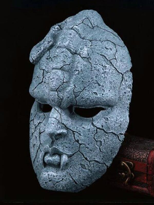 Manga  JoJo's Bizarre Adventure Mask Halloween Resin Mask
