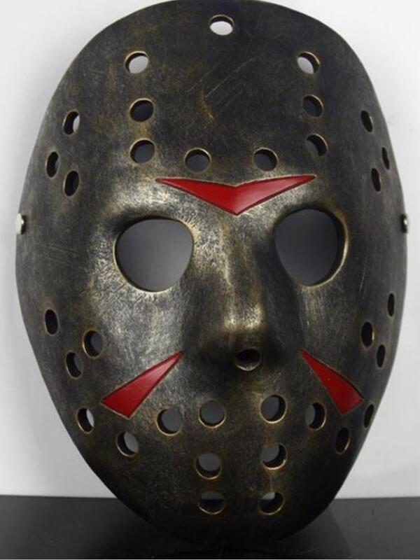 Terror Freddy Vs.Jason Mask Halloween Resin Mask