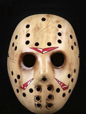 Terror Freddy Vs.Jason Mask Halloween Resin Mask