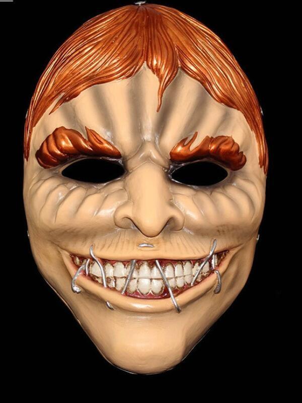 HarvestDay2 Mask Halloween Resin Mask