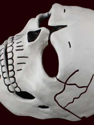 007 James Bond Mask Spectre Mask Halloween Skull Mask