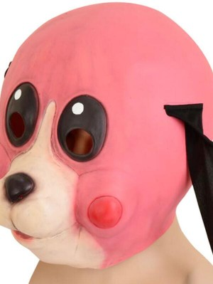 The Umbrella Academy Mask Halloween Latex Mask