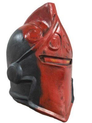 Halloween Fortnite Red Knight Mask Black Knight Latex Mask